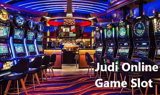 Website Judi Slot Mesin Jackpot